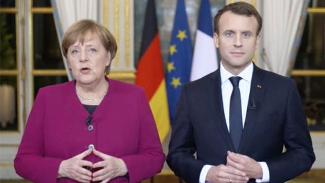 Franța şi Germania i-au cerut din nou lui Vladimir Putin, ca