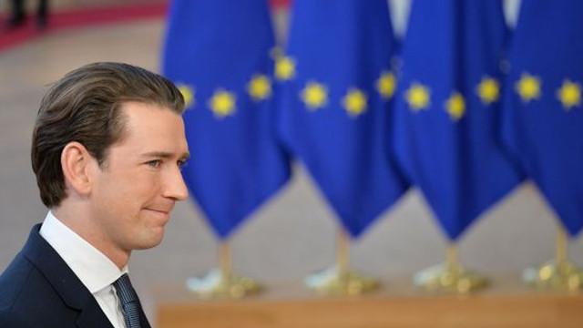Cancelarul Austriei va propune la Summitul de la Sibiu reformarea UE prin modificarea Tratatului Lisabona/ Sebastian Kurz cere măsuri mai stricte pentru protejarea statului de drept