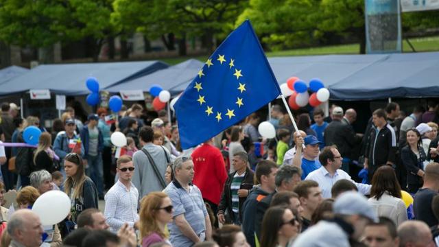 Ziua Europei va fi marcată în R.Moldova în week-end, pe 11 și 12 mai