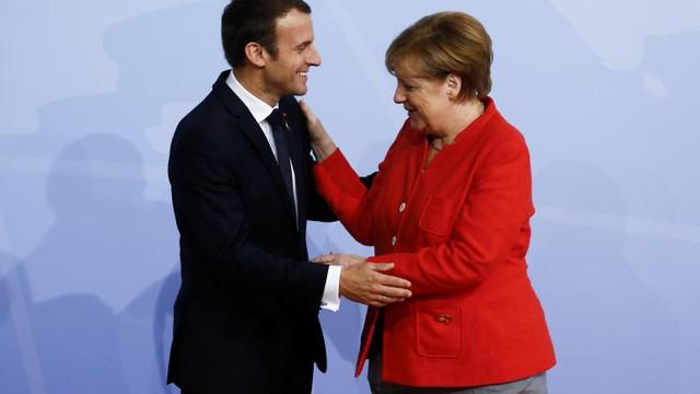 Conflict franco-german pentru șefia Comisiei Europene. PES și centriștii lui Macron ar putea forma o coaliție