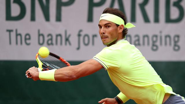 Tenis   Nadal, calificare la pas în turul trei, la Roland Garros