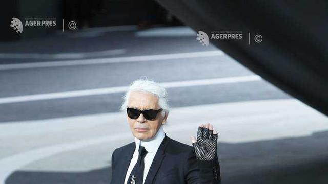 Karl Lagerfeld va fi omagiat la Paris în data de 20 iunie