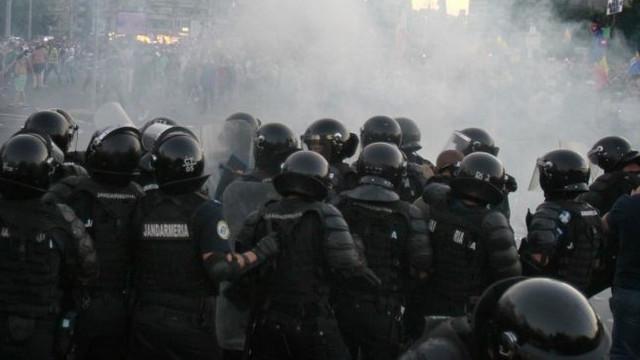 Forţele de ordine din Jakarta, în Indonezia, au utilizat gaze lacrimogene împotriva demonstranţilor