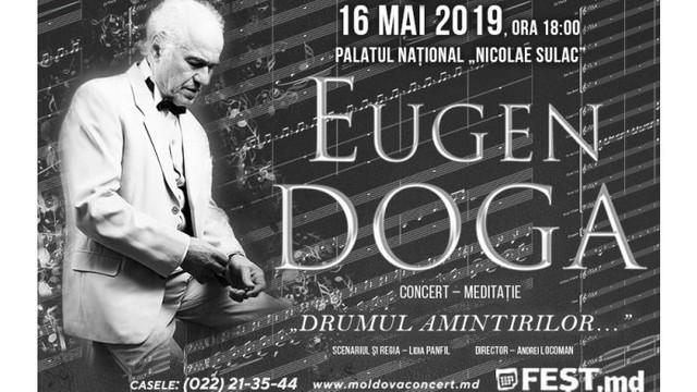 AGENDA CULTURALĂ | Maestrul Eugen Doga va susține un concert la Chișinău