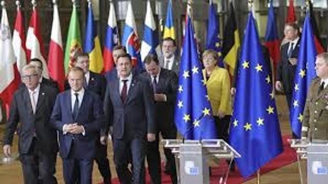 Liderii UE se reunesc după alegerile europarlamentare pentru a stabili conducerea instituţiilor europene în 2019