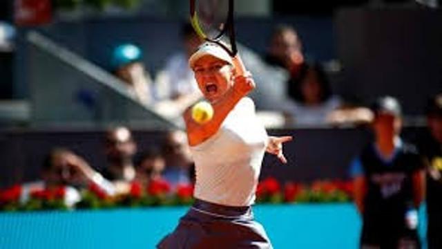 Simona Halep s-a calificat în semifinalele turneului de la Madrid (WTA)