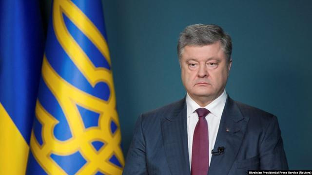 Ucraina | Petro Poroşenko a promulgat legea privind utilizarea obligatorie a limbii ucrainene