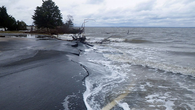 STUDIU | Cercetătorii estimează consecinţe ''profunde asupra umanităţii'' ale creşterii nivelului apelor cu peste doi metri