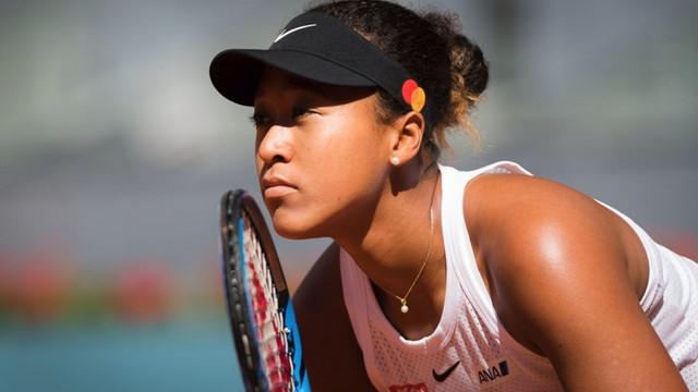 Tenis   Naomi Osaka a debutat cu dreptul la turneul WTA de la Roma