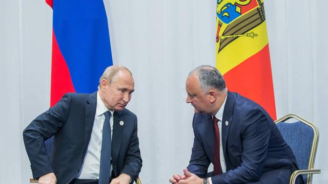 Reprezentantul special al lui Vladimir Putin privind relațiile Rusia-R.Moldova, Dmitri Kozak, vine la Chișinău