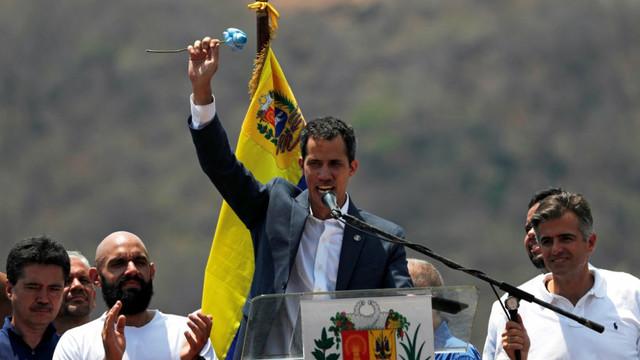 Juan Guaido a promis că va continua protestele de stradă, după ce discuţiile pentru soluţionarea crizei politice s-au încheiat fără progrese