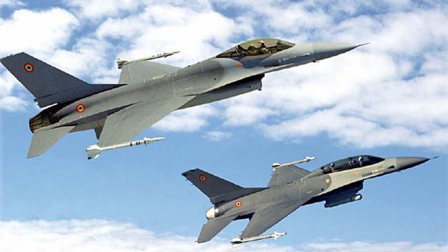 Statele Unite au trimis în România sute de militari şi avioane F-16, pentru descurajarea Rusiei (surse)