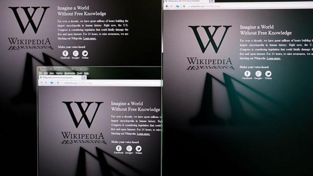 Wikipedia a fost blocată în China, în toate limbile