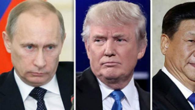 Donald Trump se va întâlni cu omologii săi din Rusia și China la Osaka, la finele lunii iunie