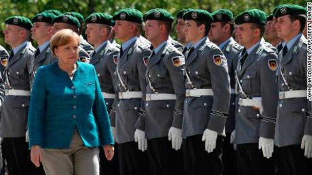 Germania şi-ar fi majorat semnificativ bugetul apărării în acest an