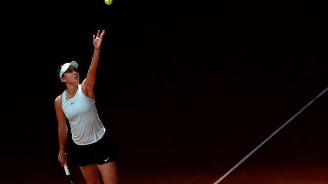 Belinda Bencic va fi adversara Simonei Halep în semifinale la Madrid (WTA)