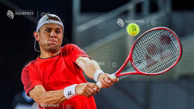 TENIS | Radu Albot, calificat în turul 2 la Roma (ATP)