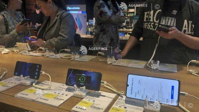Piața smartphone-urilor s-a contractat cu 2,7% în primul trimestru (Gartner)