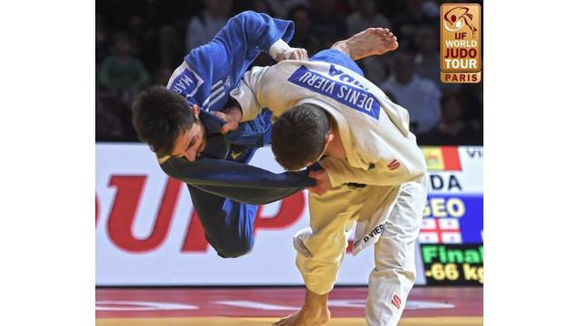 Trei judocani moldoveni au devenit premianți la etapa Cupei Europei (juniori)