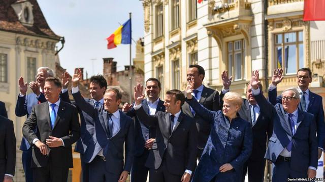 Presa străină, surprinsă de atmosfera summit-ului UE de la Sibiu: Liderii UE nu au parte de aşa ceva în fiecare zi