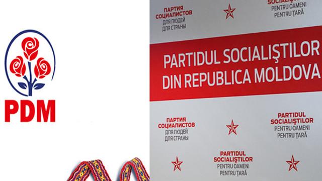 PDM și PSRM poartă deja negocieri pentru a forma o coaliție, afirmă unii analiști politici
