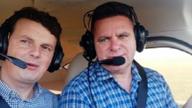 Cei doi morți în accidentul aviatic de la Buzău erau doi oameni de afaceri
