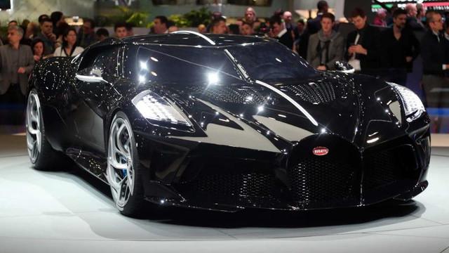 Cea mai scumpă mașină din lume ar fi fost cumpărată de Cristiano Ronaldo
