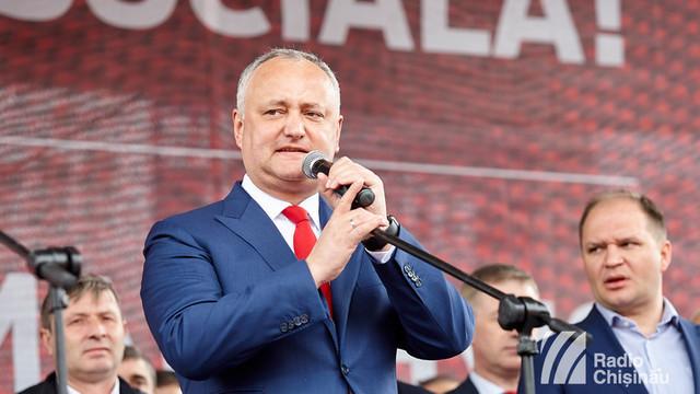Socialișii nu vor crea nici o coaliție parlamentară cu prețul renunțării la principiile fundamentale ale partidului