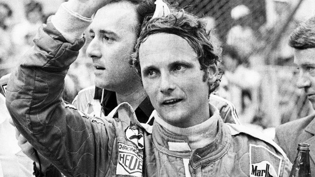 Niki Lauda a murit. Povestea legendarului pilot de Formula 1 şi triplu campion mondial