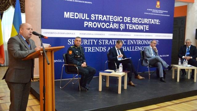 Daniel Ioniță: În actualul context internațional trebuie să identificăm soluții comune, care să asigure securitatea, stabilitatea și prosperitatea cetățenilor