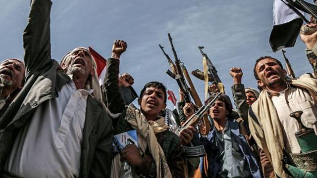 Depozit de armament din Arabia Saudită, atacat de rebeli din Yemen/ O clădire a fost ţinta unei drone