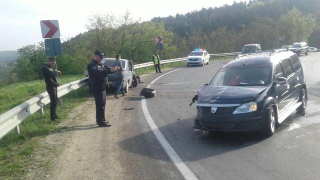 13 accidente rutiere, cu doi morți, în ultimele 48 de ore. Poliția cere șoferilor să nu urce băuți la volan