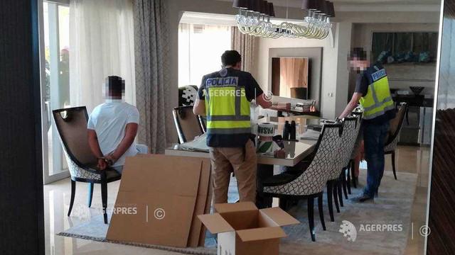 Europol | 22 de suspecţi arestaţi într-o operaţiune de destructurare a unei vaste grupări de crimă organizată