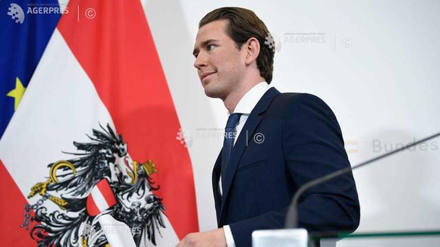 Austria | Noul guvern interimar va fi instituit astăzi, fără miniștrii din Partidul Libertății