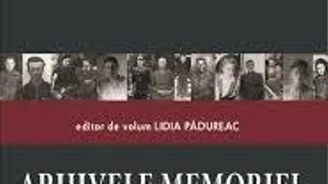 """Au fost lansate volumele """"Arhivele memoriei"""" la Biblioteca Națională"""