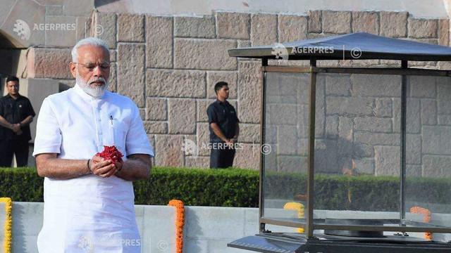 India: Narendra Modi a fost învestit pentru al doilea mandat de prim-ministru