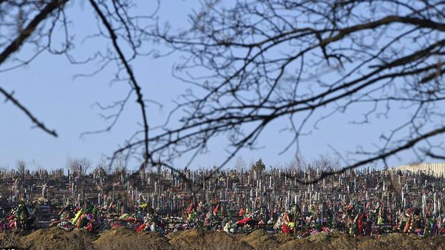 Chișinăul vestit cu cel mai mare cimitir din Europa. Câte locuri are  și cum se vede din avion (VIDEO)