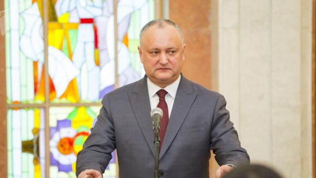 Igor Dodon: În cazul în care PD va accepta toate condițiile PSRM, înaintate și celor de la ACUM, atunci socialiștii vor avea de ales