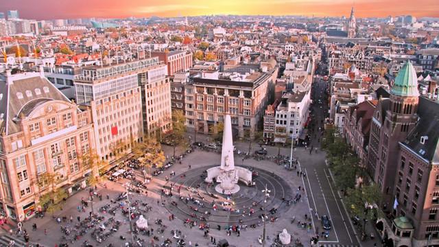 Amsterdamul introduce o nouă taxă pentru turiști