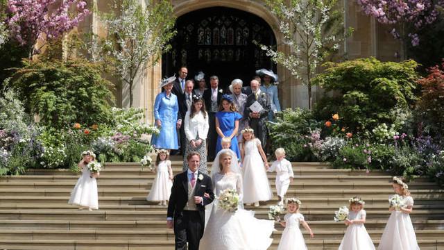 Lady Gabriella Windsor și Thomas Kingston, o nouă nuntă regală la castelul Windsor