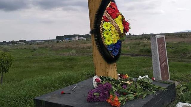 Victimele lagărului de prizonieri de război din Bălți au fost comemorate