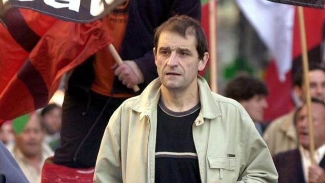 Condamnat la 8 ani de detenţie, liderul istoric al ETA, Josu Ternera, va fi dus direct la închisoare în Franţa