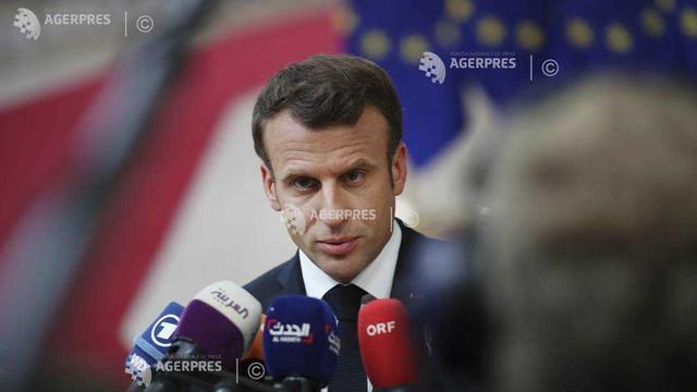 Macron vrea ca  Merkel să fie la președinția Comisiei Europene
