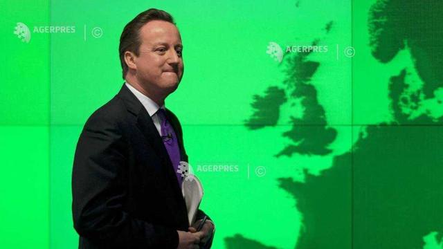 Brexit | Fostul premier David Cameron îşi scrie memoriile