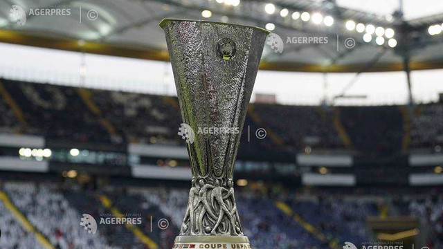 Fotbal | Chelsea și Arsenal se înfruntă, la Baku, în finala Europa League