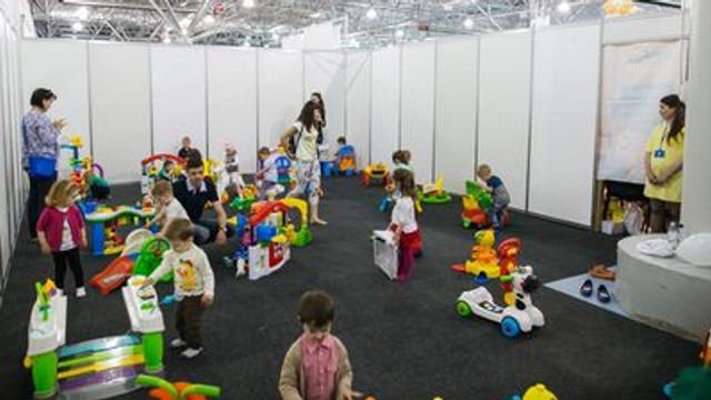 """""""KID'S EXPO"""" - Expoziţie-festival internaţională de mărfuri şi servicii pentru copii şi viitoarele mame, la Chișinău"""