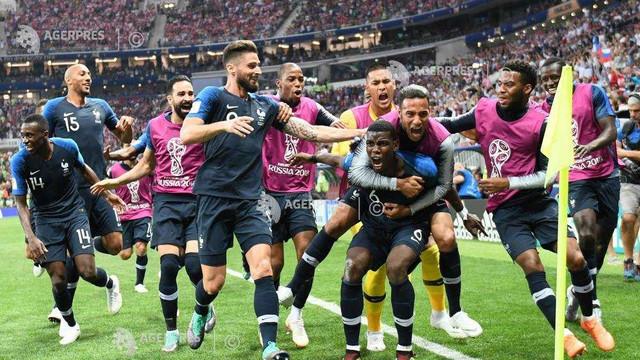 Fotbal | Campionii mondiali francezi vor primi Legiunea de onoare pe 4 iunie