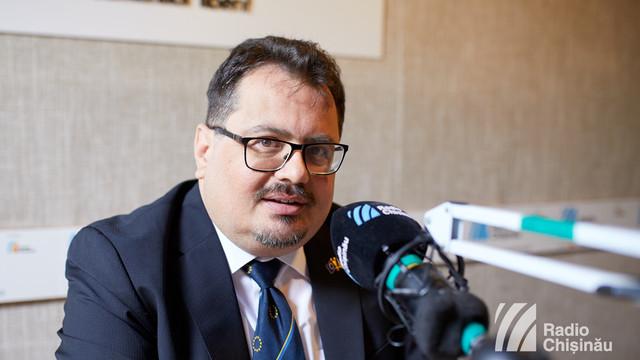 VIDEO INTERVIU | Peter Michalko: În prezent în Rep. Moldova sunt implementate peste 150 proiecte cu suportul Uniunii Europene