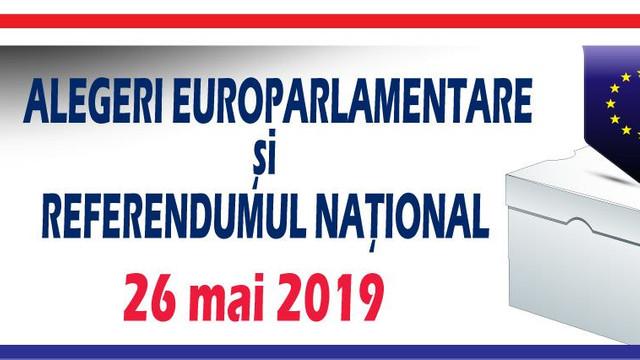 Aproape 38 de mii de cetățeni români din Republica Moldova au votat la europarlamentare