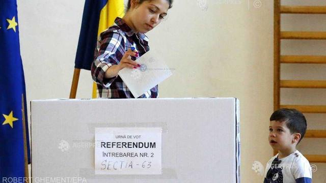 REFERENDUM România | BEC - rezultate parțiale referendum: 'Da' la întrebarea 1 - peste 5 milioane de voturi, 'Da' la întrebarea 2 - 4.999.656
